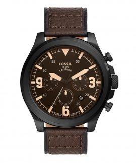 Fossil Latitude Relógio Homem Cronógrafo FS5751