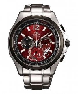 Orient Chrono Sporty Quartz Relógio Homem FSY00001H0