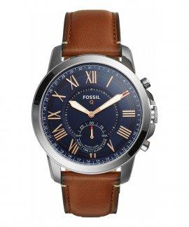 Fossil Q Grant Relógio Homem Hybrid Smartwatch FTW1122