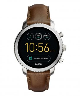 Fossil Q Explorist Relógio Smartwatch FTW4003