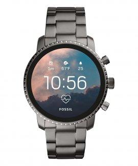 Fossil Q Explorist Gen 4 Relógio Smartwatch FTW4012
