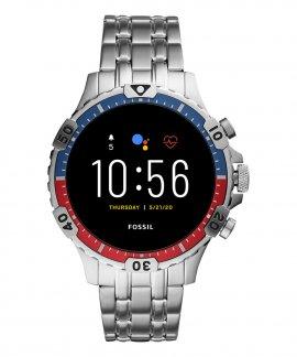 Fossil Q Garrett Gen 5 Relógio Homem Smartwatch FTW4040