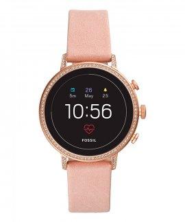 Fossil Q Venture Gen 4 Relógio Mulher Smartwatch FTW6015