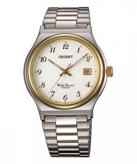 Orient Classic Design Relógio Homem FUN3T000W0