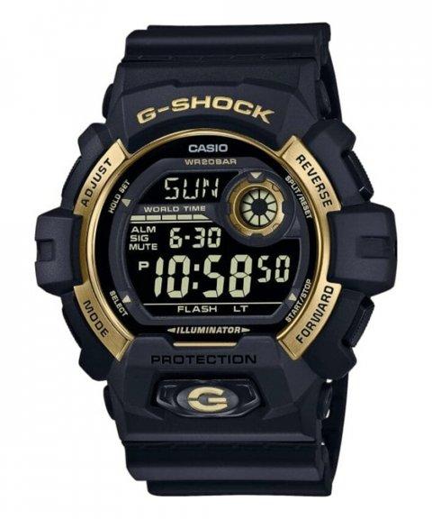 Casio G-Shock Black and Gold Relógio Homem G-8900GB-1ER