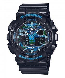 Casio G-Shock Relógio Homem GA-100CB-1AER