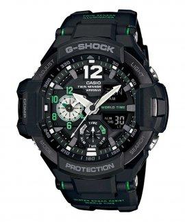 Casio G-Shock Premium Master of G Gravitymaster Relógio Homem GA-1100-1A3ER