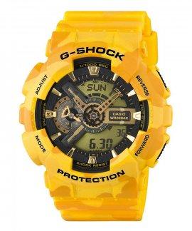 Casio G-Shock Classic Camouflage Relógio Homem GA-110CM-9AER