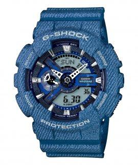 Casio G-Shock Classic Denim´D Relógio Homem GA-110DC-2AER