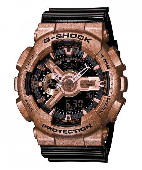 eaad3bf1311 Casio G-Shock Classic Crazy Gold Relógio Homem GA-110GD-9B2ER ...