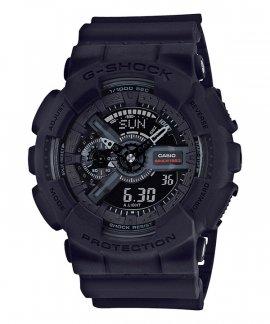 Casio G-Shock 35th Anniversary Matte Black Relógio Homem GA-135A-1AER