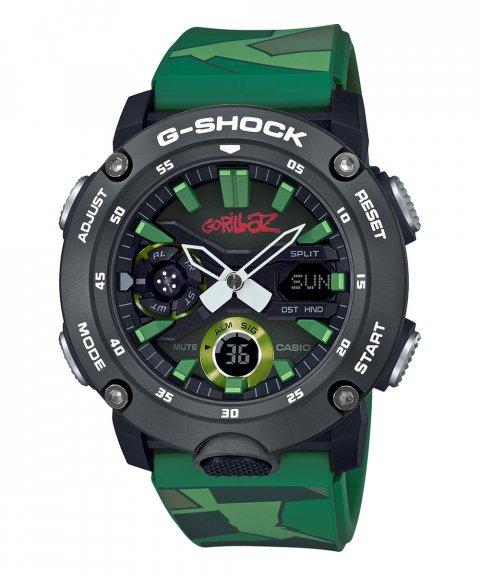 Casio G-Shock Gorillaz Limited Edition Relógio Homem GA-2000GZ-3AER