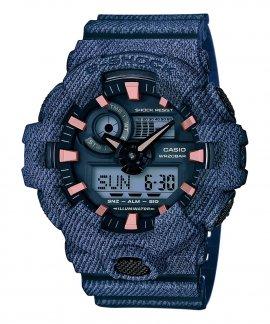 Casio G-Shock Denim Style Relógio Homem GA-700DE-2AER
