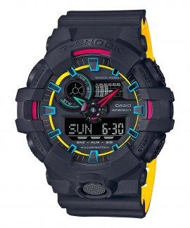 Casio G-Shock Side Edge Color Basic Relógio Homem GA-700SE-1A9ER