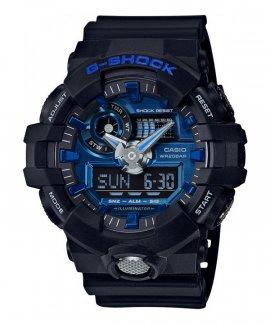 Casio G-Shock Front Button Basic Relógio Homem GA-710-1A2ER