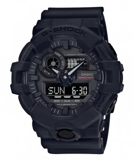 Casio G-Shock 35th Anniversary Matte Black Relógio Homem GA-735A-1AER