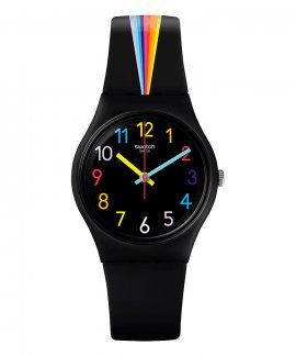 Swatch Think Fun Fountain of Colors Relógio GB311