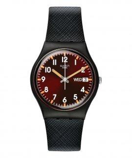 Swatch Classic Sir Red Relógio Mulher GB753