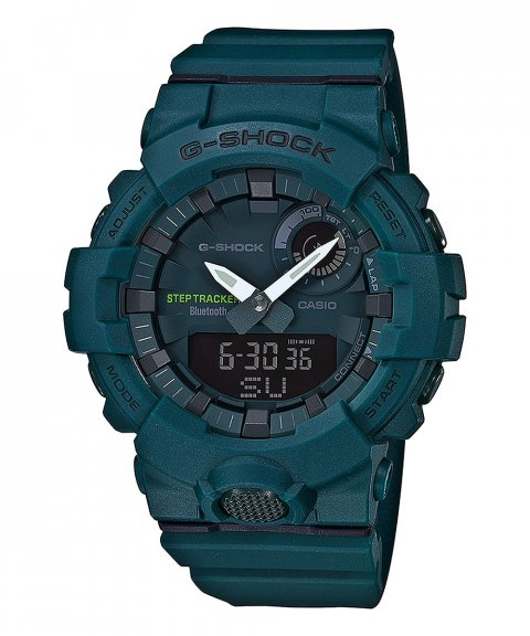 Casio G-Shock Connected Step Tracker Relógio Homem GBA-800-3AER