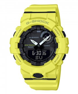 Casio G-Shock Connected Step Tracker Relógio Homem GBA-800-9AER