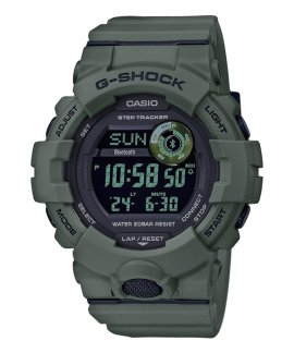 Casio G-Shock G-Squad Connected Step Tracker Relógio Homem GBD-800UC-3ER