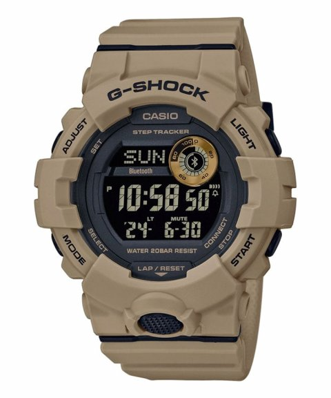 Casio G-Shock G-Squad Connected Step Tracker Relógio Homem GBD-800UC-5ER