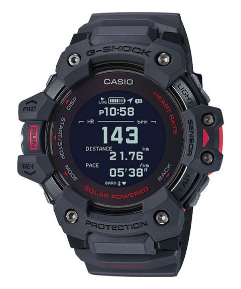 Casio G-Shock G-Squad HR Relógio Homem GBD-H1000-8ER
