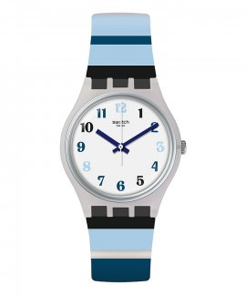 Swatch Listen to Me Night Sky Relógio GE275
