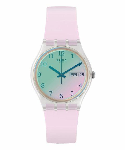 Swatch Transformation Ultrarose Relógio Mulher GE714
