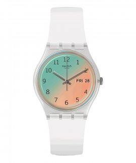 Swatch Transformation Ultrasolleil Relógio Mulher GE720