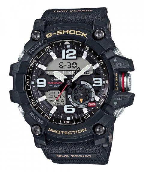 e5a3527da4a Casio G-Shock Premium Mudmaster Relógio Homem GG-1000-1AER - Pereirinha