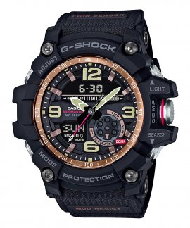 Casio G-Shock Premium Mudmaster Relógio Homem GG-1000RG-1AER