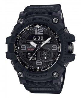 Casio G-Shock 35th Anniversary Matte Black Relógio Homem Premium Mudmaster GG-1035A-1AER
