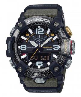 Casio G-Shock Premium Mudmaster Carbon Core Guard Relógio Homem GG-B100-1A3ER