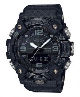 Casio G-Shock Premium Mudmaster Carbon Core Guard Relógio Homem GG-B100-1BER