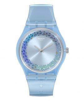 Swatch Essentially Azzura Relógio Mulher GL122