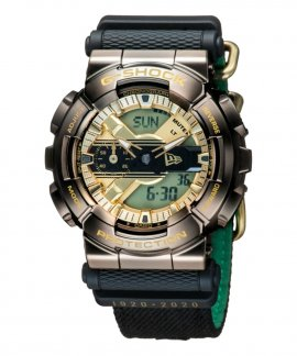 Casio G-Shock NewEra Limited Edition Relógio Homem GM-110NE-1AER
