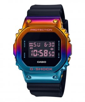 Casio G-Shock Shanghai Night Relógio Homem GM-5600SN-1ER