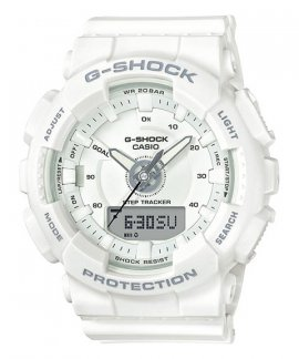 Casio G-Shock Step Tracker Relógio GMA-S130-7AER