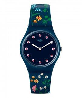 Swatch Brit-In Flower Carpet Relógio Mulher GN256