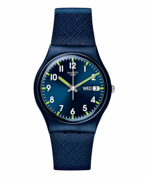 Swatch Classic Sir Blue Relógio GN718