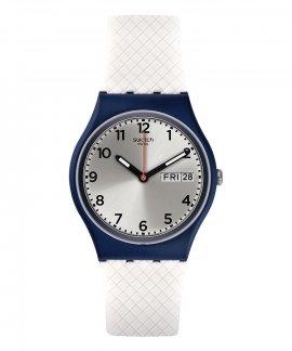 Swatch Tech-Mode White Delight Relógio GN720