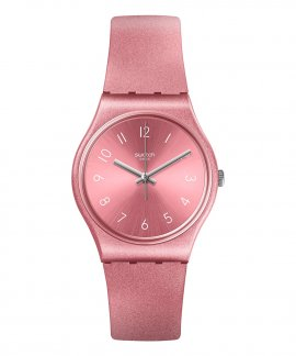 Swatch Bau Swatch So Pink Relógio Mulher GP161