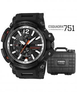 Casio G-Shock Gravitymaster Squad 751 Limited Edition Relógio Homem GPW-2000SQN751-1AER