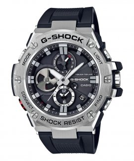 Casio G-Shock G-Steel Solar Bluetooth Relógio Homem GST-B100-1AER