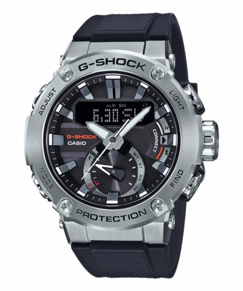 Casio G-Shock G-Steel Solar Bluetooth Relógio Homem GST-B200-1AER