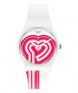 Swatch Beatpink Relógio Mulher GW214