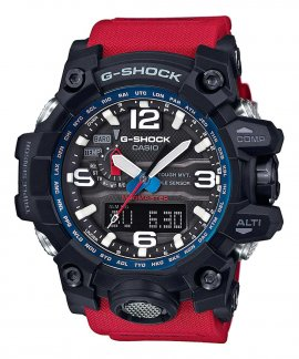 Casio G-Shock Premium Master of G Mudmaster Relógio Homem GWG-1000RD-4AER