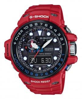 Casio G-Shock Premium Master of G Gulfmaster Relógio Homem GWN-1000RD-4AER