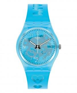 Swatch Love From A to Z Relógio Mulher GZ353